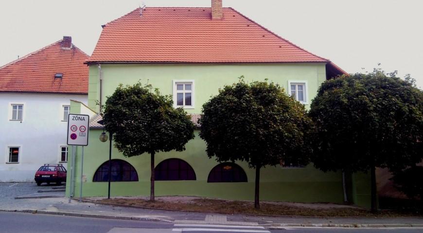 Rekonstrukce Týn nad Vltavou