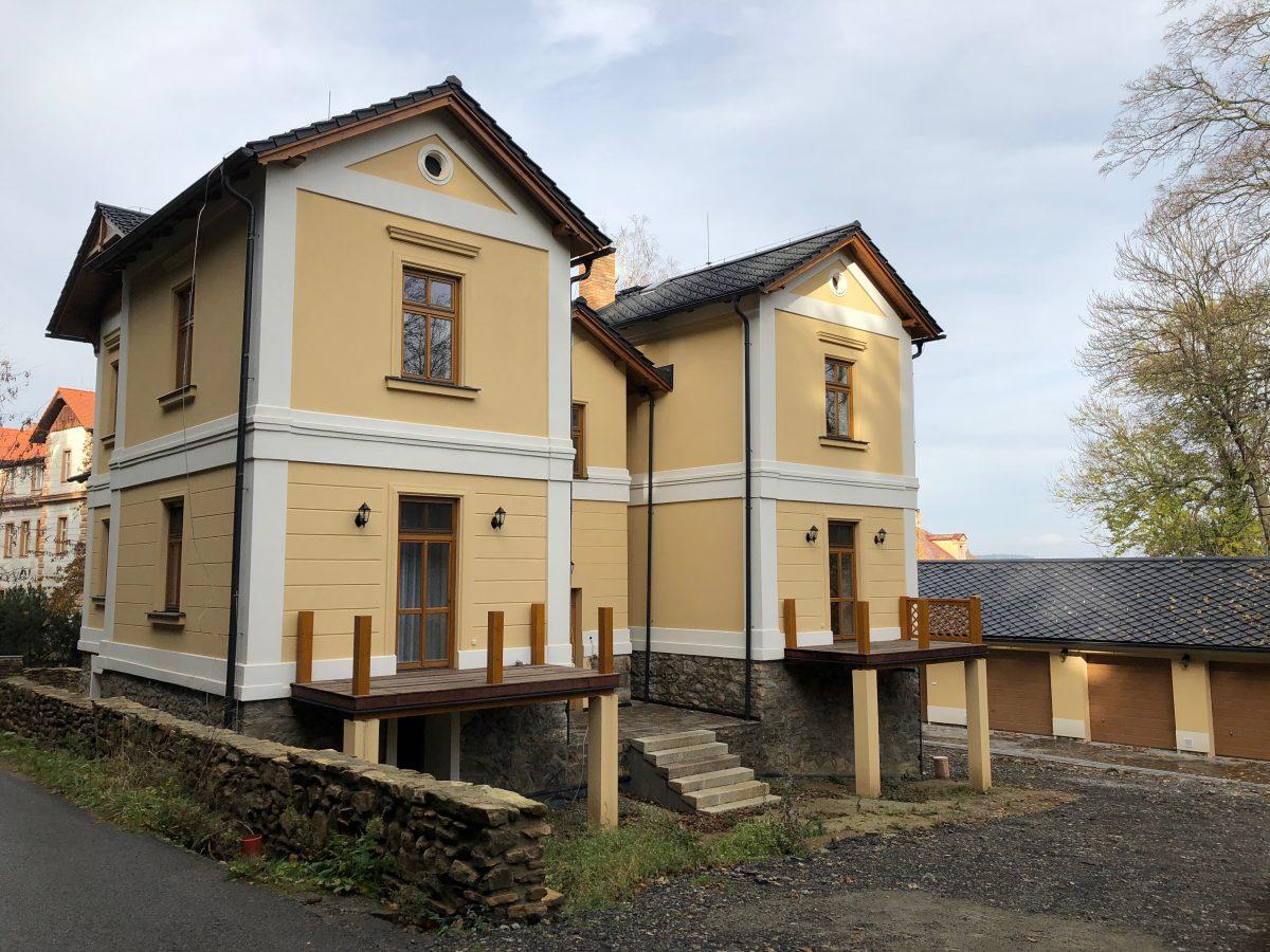 Vila Hrubec Prachatice
